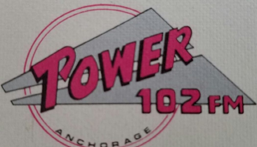 KPXR (Power 102) – Anchorage, AK – 8/8/88 – Jason Hall