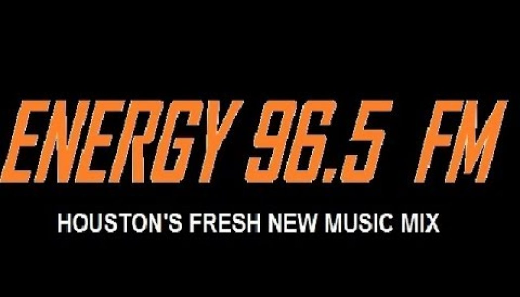 KNRJ (Energy 96.5) – Houston – 3/3/90