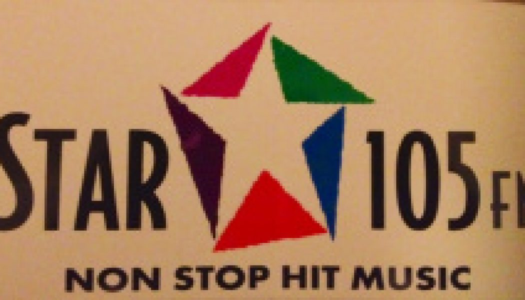 KZRQ (Star 105 FM) – Albuquerque, NM – 2/24/97 – Dave Dart & Terry Young