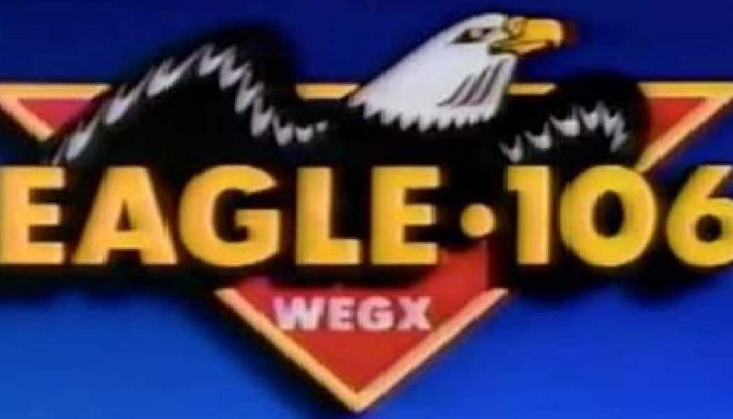 WEGX (Eagle 106) – Philadelphia – October 1991 – Bobby Willis