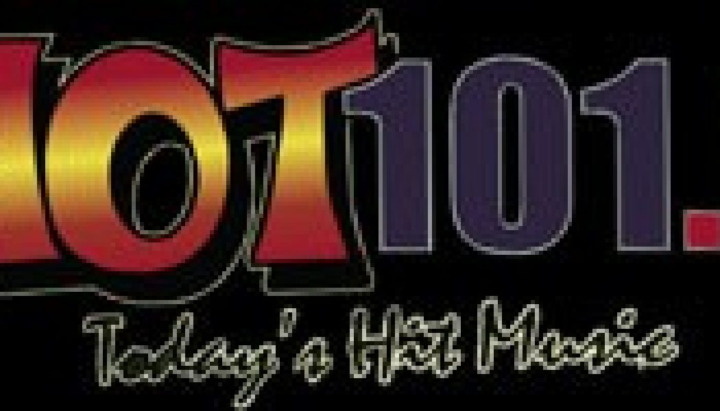 WHTE (Hot 101.9) – Charlottesville, VA – 4/28/01 – Pauly Madison