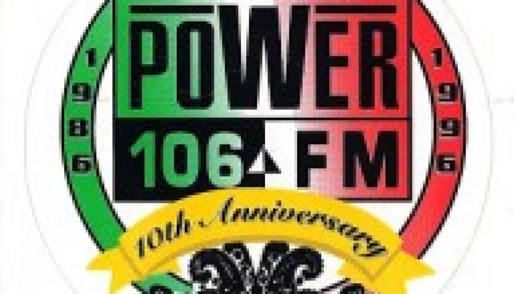 KPWR (Power 106) – L.A. – Jan '96 (10th Anniv. Special) – Frank Lozano