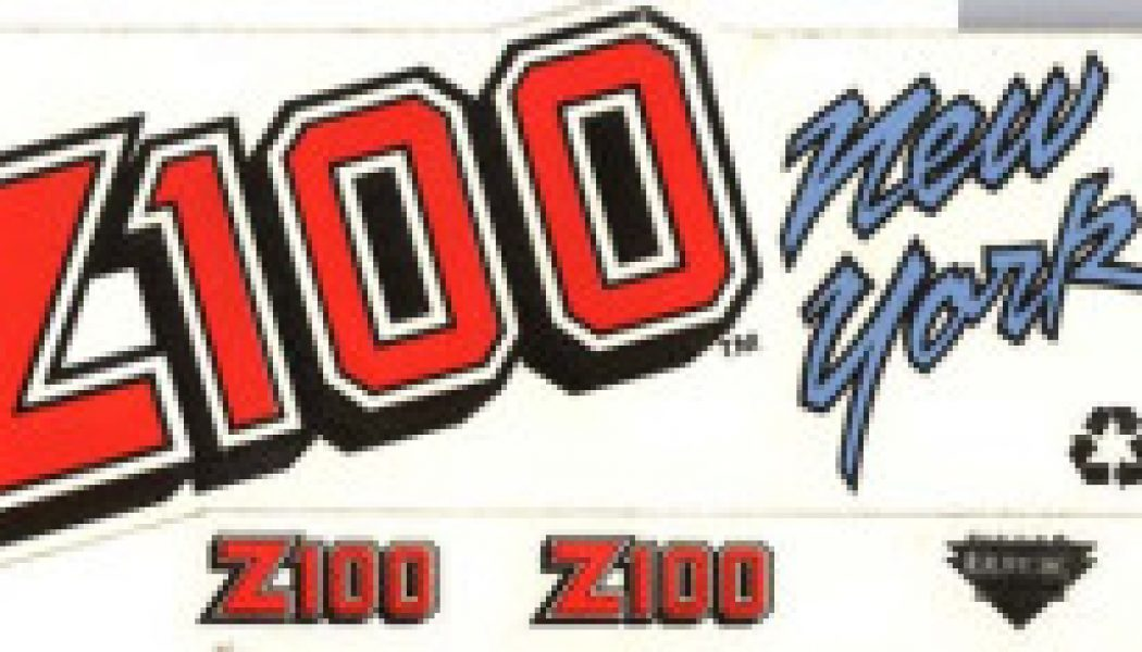 WHTZ (Z100) – New York – Nov/Dec '91 – Various personalities