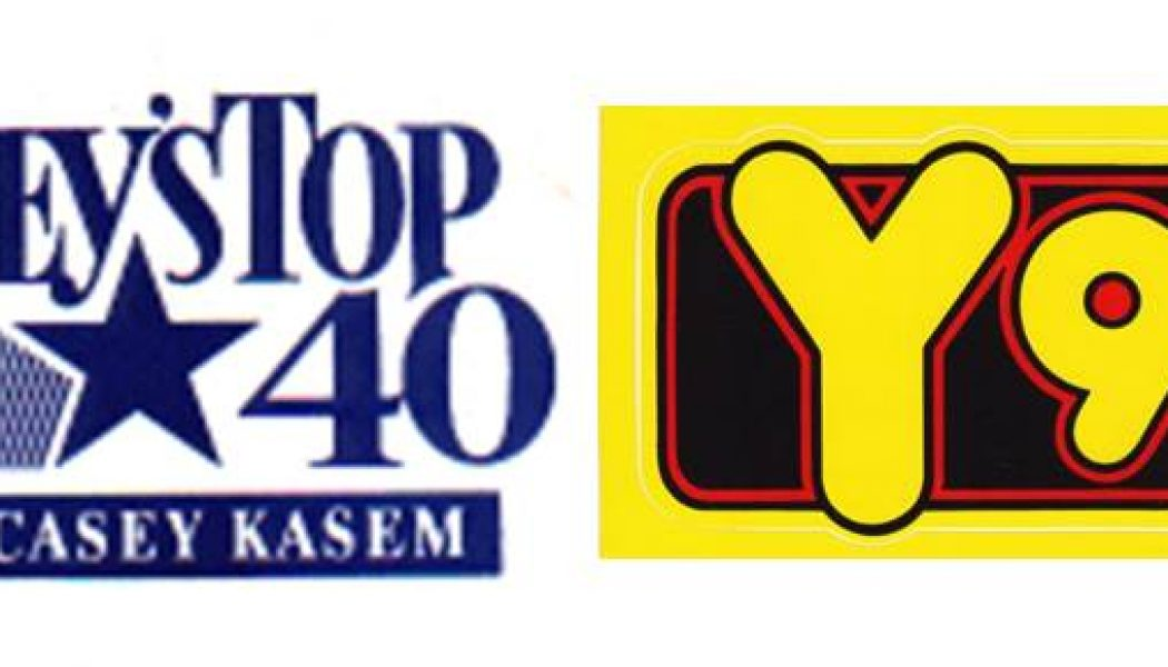 Casey Kasem montage on KOY-FM (Y95) – Phoenix – December 1991 – early 1992