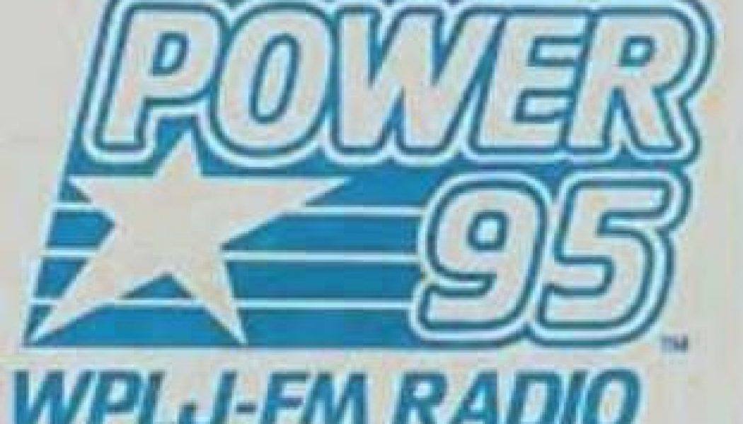 WPLJ (The All New 'PLJ – Power 95) – New York – 1990 – Greg Thunder