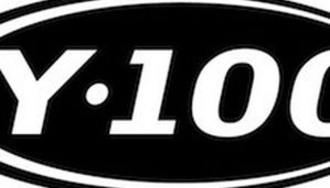 WPLY 100.3 (Y100) – Philadelphia – 1/12/97 – Lucy St. James